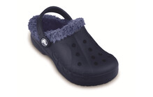 CROCS Baya Lined Kids navy/bijou blue